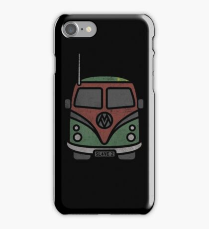 Slave Two iPhone Case/Skin