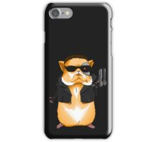 Hamster Terminator iPhone Case/Skin