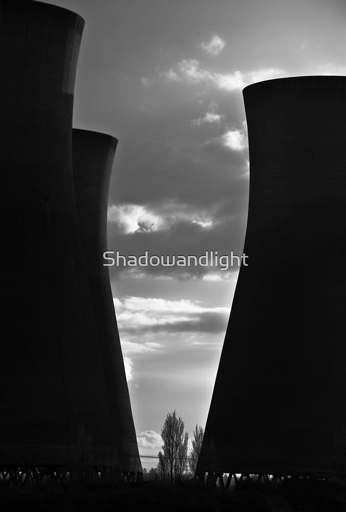 The three guards by Shadowandlight