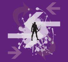 Hawkeye Arrows by ThreadofLife