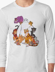 Hairy Babies Long Sleeve T-Shirt