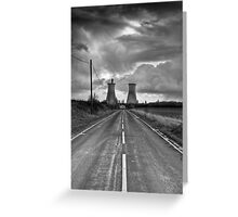 Path to power Greeting Card
