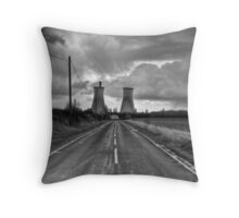 Path to power Throw Pillow