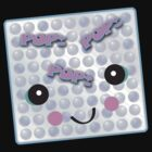 Cute Kawaii Bubble Wrap by doonidesigns