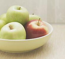 Odd Apple In by the-novice