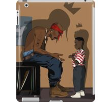 2pac Ft Kendrick iPad Case/Skin