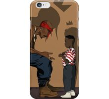 2pac Ft Kendrick iPhone Case/Skin