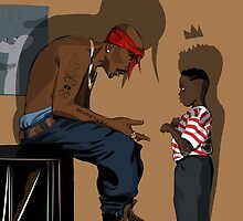 2pac Ft Kendrick by Monbey