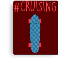 Crusing Canvas Print