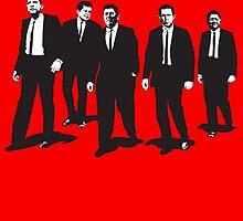 Reservoir Presidents by monsterplanet