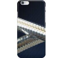 Flexible metal hose iPhone Case/Skin