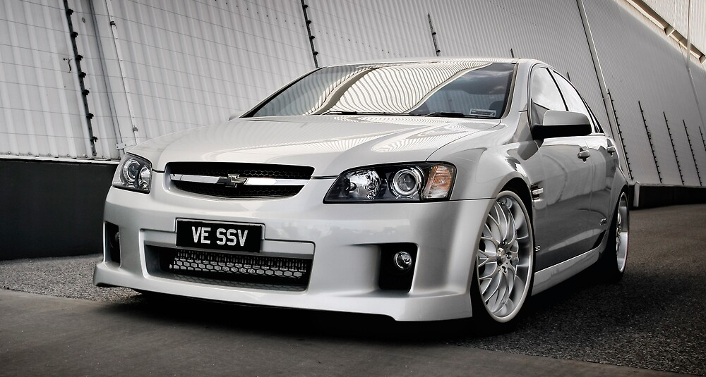 Holden Custom Modified & Supercharged VE SSV by Stanislaw