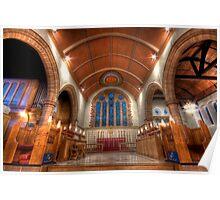 St Peter's Church - Fleetwood Poster