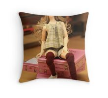 resting home Throw Pillow