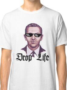 Drop Life D B Cooper Classic T-Shirt