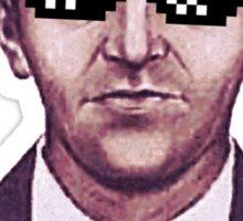 Drop Life D B Cooper Sticker