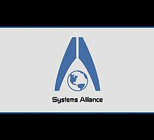Systems Alliance by SolarShadow1