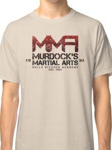 MMA - Murdock's Martial Arts (V02) Classic T-Shirt