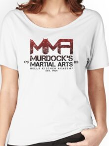 MMA - Murdock's Martial Arts (V02) Women's Relaxed Fit T-Shirt