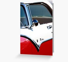 Thunderbird Greeting Card