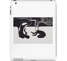 losing touch iPad Case/Skin