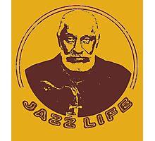 Sonny jazz life Photographic Print