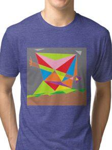 Ribbon Arrow Tri-blend T-Shirt