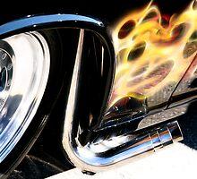 Black Flames by Jen Orr