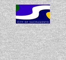 Flag of Sacramento  Unisex T-Shirt