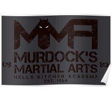 MMA - Murdock's Martial Arts (V03) Stealth Poster