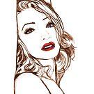 Christine as Marilyn by bajidoo