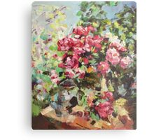 Korovin Roses 1917 (author's copy) Metal Print
