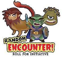 Random Encounter by WarpZoneGraphic