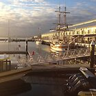 Early Morning Hobart by Vicki Childs