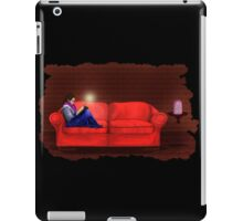 From One Bookworm to Another iPad Case/Skin