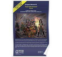 Fantasy Module Poster