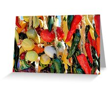Southwest Spice Greeting Card