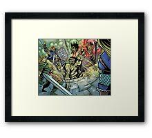 Fantasy Art 2 Framed Print