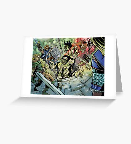 Fantasy Art 2 Greeting Card
