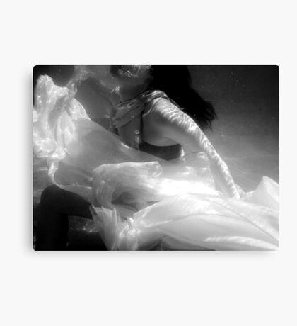 surfacing... Canvas Print