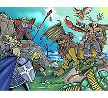 Fantasy Art 3 Photographic Print