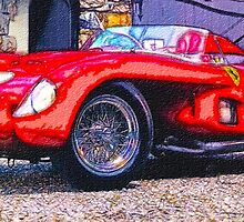 Old-Ferrari-Justin Beck-picture-2015105 by Justin Beck