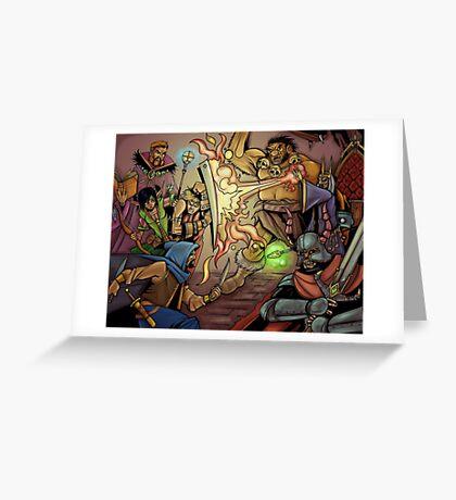 Fantasy Art 4 Greeting Card