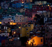 Colores de Guanajuato by Ricardo Aguilar