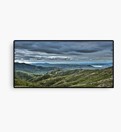 LANDSCAPE GUANAJUATO  HDR Canvas Print