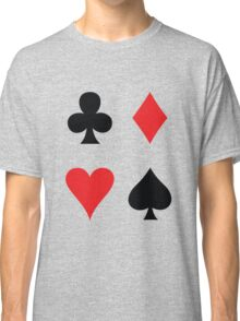 card suits Classic T-Shirt