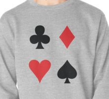 card suits Pullover