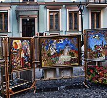 Art corner by LudaNayvelt