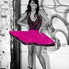 Prom Queen Paper Doll by Jen Orr