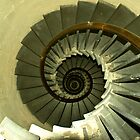 Monument Stairwell by SpencerCopping